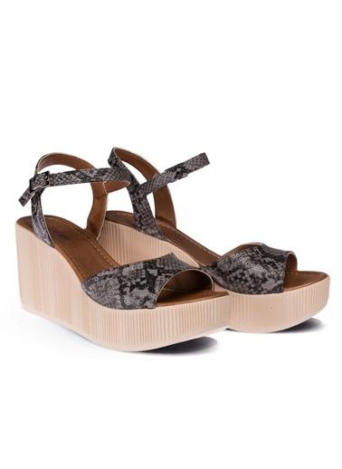 Deery Sandalet Gri
